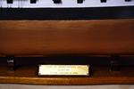 Earl of Abergavenny:  Name Plate