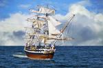 Earl of Abergavenny: High Seas