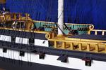 Earl of Abergavenny: Rigging, Crew, Guns
