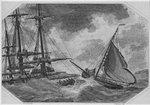 The Loss of the Abergavenny, East India Man, off the Isle of Portland