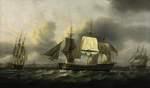The Earl of Abergavenny East Indiaman, off Southsea