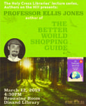 """Authors on the Hill"" Presents: Professor Ellis Jones by Ellis Jones"