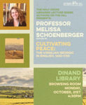 """Authors on the Hill"" Presents: Professor Melissa Schoenberger by Melissa Schoenberger"