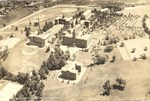 Holy Cross Aerial View, 1925 by Fairchild Aerial Camera Corporation