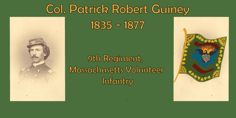 Col. Patrick Guiney Letters