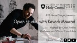 Open Studio with Kevork Mourad by Kevork Mourad and Cristi Rinklin