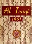Al Iraqi 1961 by Baghdad College, Baghdad, Iraq