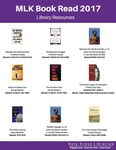 MLK Book Read 2017 (Library Resources)