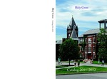 2011-2012 Catalog by College of the Holy Cross