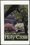 1995-1996 Catalog by College of the Holy Cross