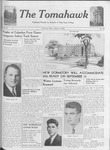 Tomahawk, January 4, 1939 by College of the Holy Cross