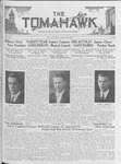 Tomahawk, January 28 1936 by College of the Holy Cross