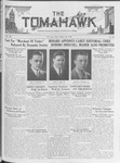 Tomahawk, March 10, 1936 by College of the Holy Cross