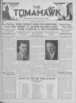 Tomahawk, April 9, 1935 by College of the Holy Cross