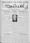 Tomahawk, June 15, 1925 by College of the Holy Cross