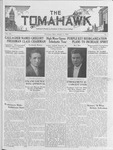 Tomahawk, October 1, 1935 by College of the Holy Cross