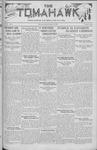 Tomahawk, October 14, 1927