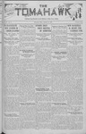 Tomahawk, October 21, 1927