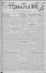 Tomahawk, October 25, 1927