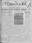 Tomahawk, November 18, 1930 by College of the Holy Cross