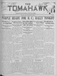 Tomahawk, November 25, 1930