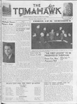 Tomahawk, December 7, 1937 by College of the Holy Cross