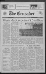 Crusader, September 27, 1991 by College of the Holy Cross