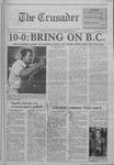 Crusader, November 21, 1986