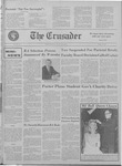 Crusader, February 16, 1968 by College of the Holy Cross