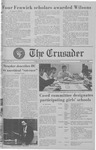 Crusader, February 21, 1969 by College of the Holy Cross
