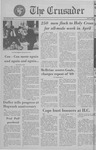 Crusader, April 1, 1969 by College of the Holy Cross