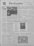 Crusader, April 26, 1968 by College of the Holy Cross