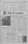 Crusader, May 16, 1969 by College of the Holy Cross