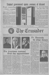 Crusader, September 19, 1969 by College of the Holy Cross