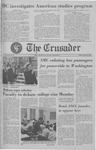 Crusader, October 31, 1969 by College of the Holy Cross