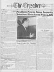 Crusadere, December 13, 1963