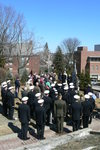 Crowd Gathered at O'Callahan 50th Anniversary Remembrance