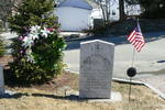 Gravestone of Rev. Joseph T. O'Callahan, S.J.
