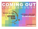 Coming Out Coffeehouse (2014) by Outfront and Pride
