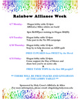 Rainbow Alliance Week 2013 by Abigale/Allies