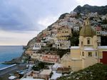 Positano: A City Built into the Side of a Mountain