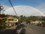 Rainbow over Monteverde