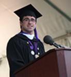 2014 Valedictory Address: Jeffrey Reppucci '14